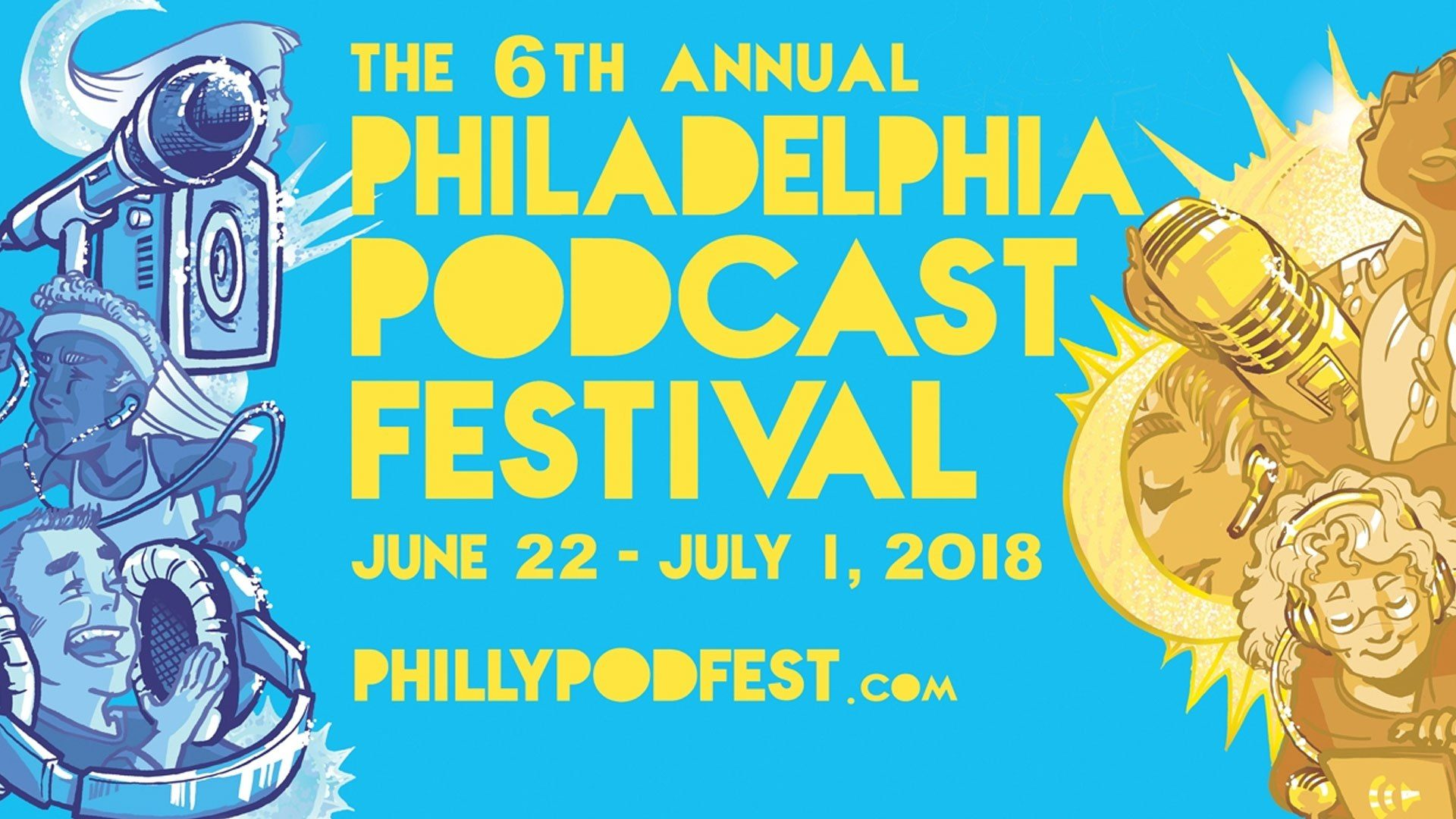 full belly laughs podcast episode 132 6th annual philadelphia podcast festival audio artwork
