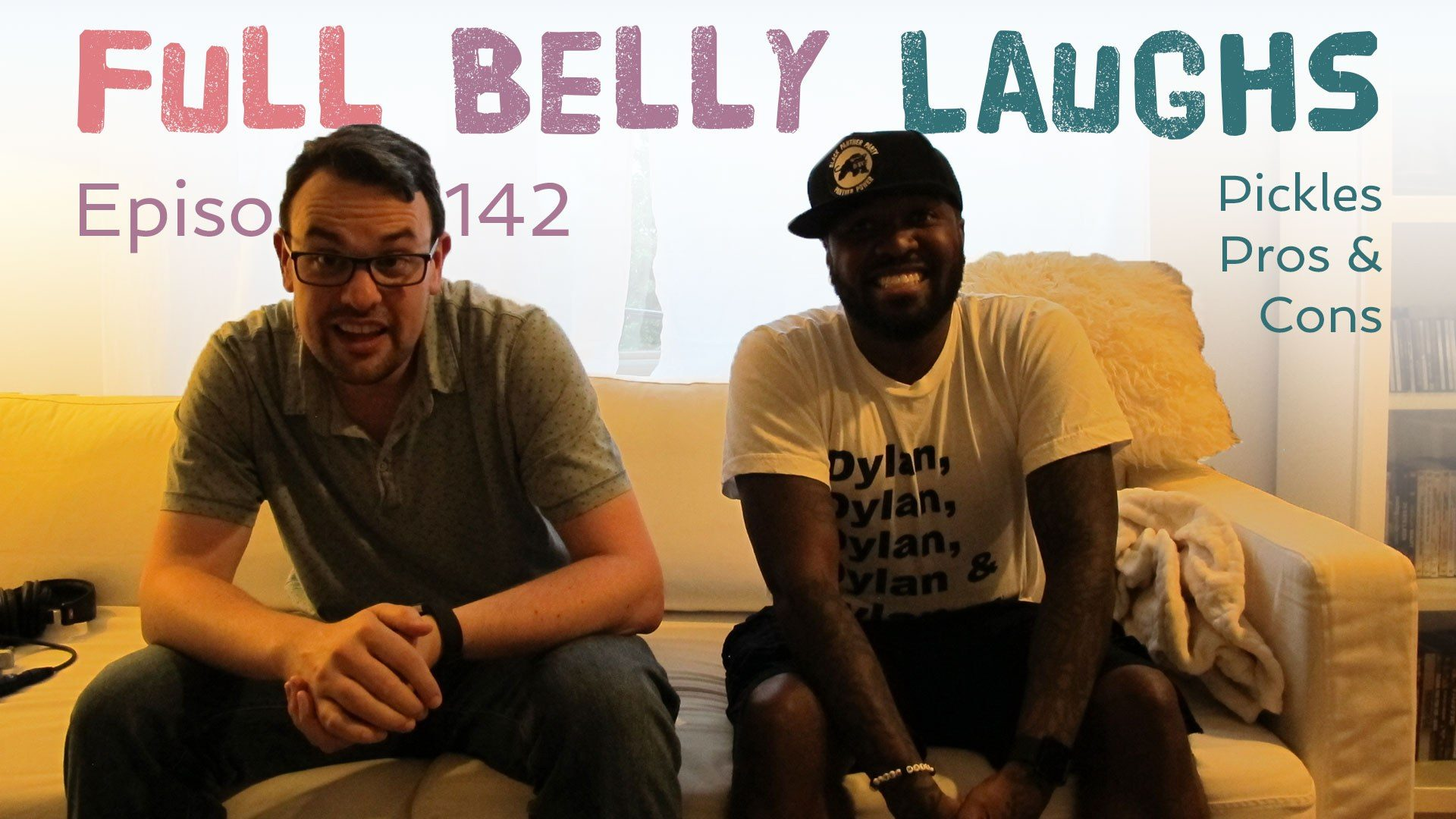 full belly laughs podcast episode 142 picks pros and cons audio artwork