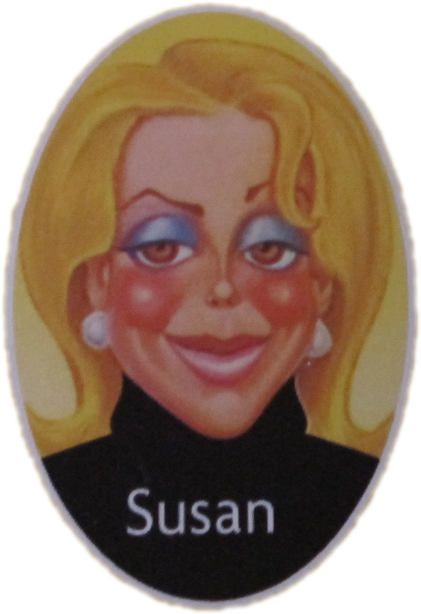 Guess Who Characters Susan